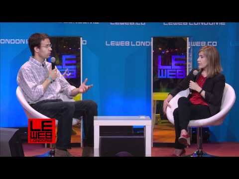 Fraser Kelton & Sarah Lane - LeWeb London 2012 - Social Business Track