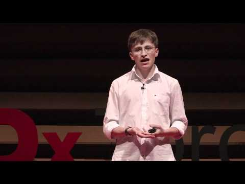 TEDxToronto - Nicholas Schiefer -- Redefining the Word
