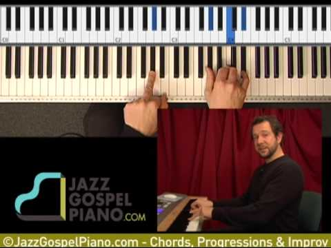 Gospel Piano Chords 2