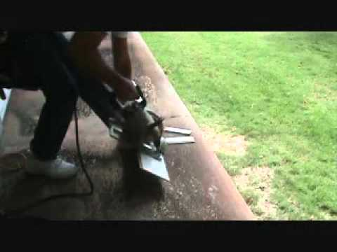 Safety first: when using a skilsaw