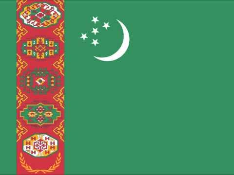 National Anthem of Turkmenistan | Türkmenistanyň döwlet gimni