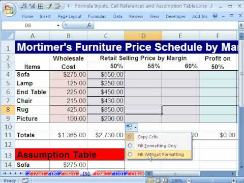 Excel Cell References 15 Examples  Formulas, Conditional Formatting & Data Validation