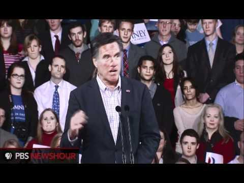 Watch Mitt Romney's Speech After the Colorado Caucuses