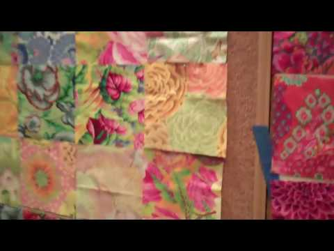 FaveCrafts.com Presents: New Wave Vibrant Quilting