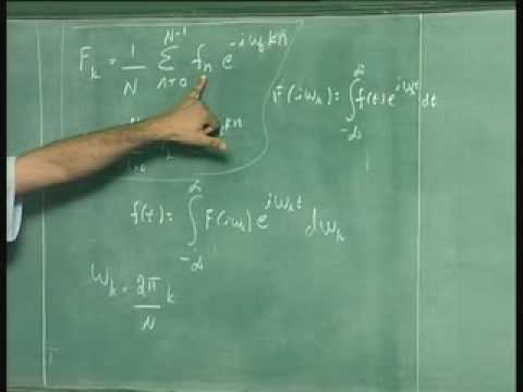 Lecture 37 - Fourier Transforms