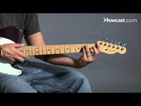 How to Play Guitar: Beginners / Barre Chords: F Sharp/G Flat Minor