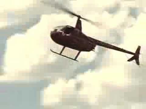 How the Raven R44 Helicopter Works