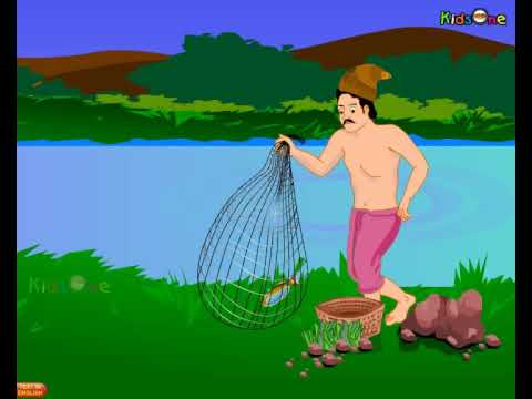 Little Fish - Telugu Animated Stories