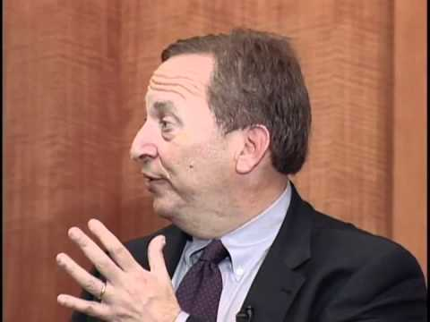 Lawrence Summers's history of American productivity