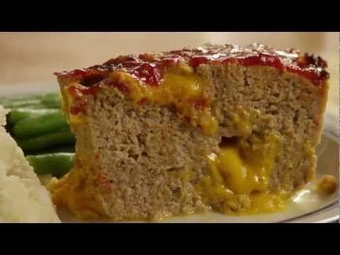 How to Make Cheesy Turkey Meatloaf