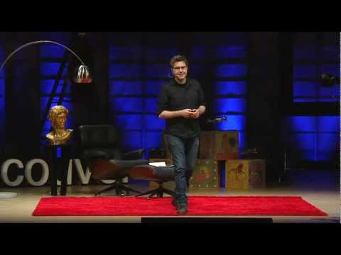 TEDxVancouver - Victor Lucas - The 3D Rules