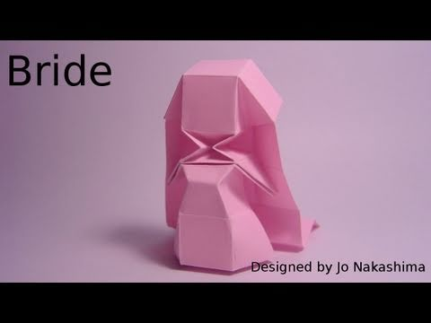 Origami Bride (Jo Nakashima)