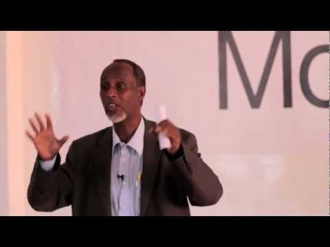 TEDxMogadishu - Amir Issa - Mogadishu is Ready to Receive Anybody