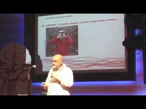 TEDxCanarias - Vicente Mora - How to Raise Money for Talent
