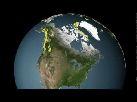NASA | Glacial Ice Loss Around the World