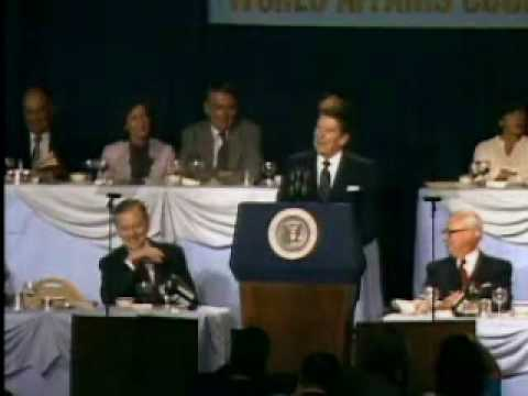 President Reagan's Address On Arms Control, 1983