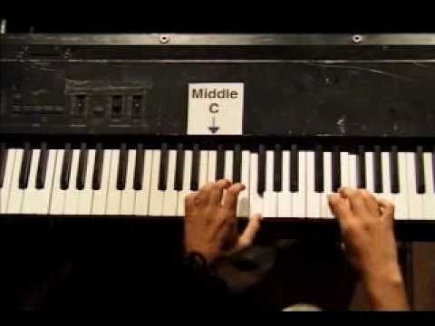 Piano Lesson - Hanon Finger Exercise #33