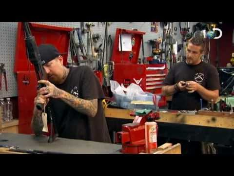 Vince Blows A Gasket | Sons of Guns