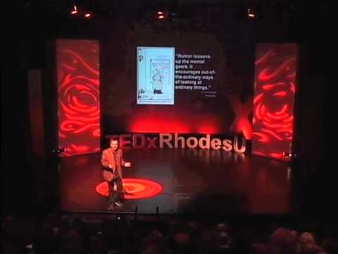 The Laughing Child: Harry Dugmore at TEDxRhodesU