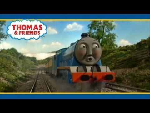 Thomas & Friends: Getting Up Gordon's Hill