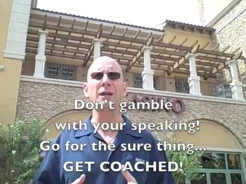 Get Coached to Speak Boot Camp with Darren and Fripp August 1 & 2 Lake Las Vegas