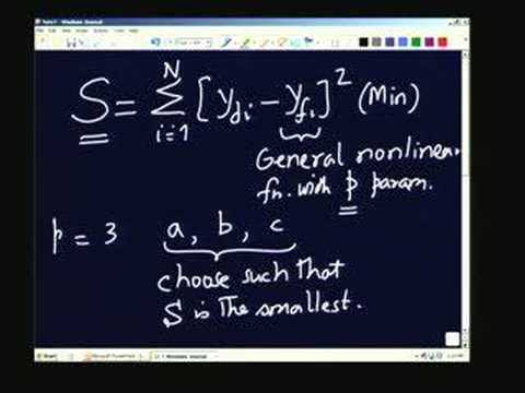 Lecture-6-Regression Analysis (Contd)