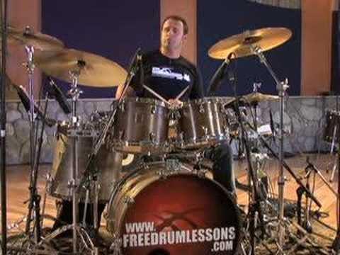 Jazz Drum Fills - Drum Lessons