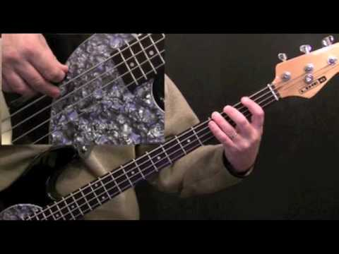 Bass Playalong - What Becomes of the Broken Hearted