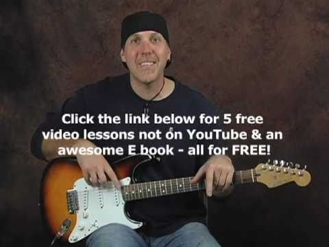 Learn how to play guitar and play popular songs beginner lesson chords strumming pt1