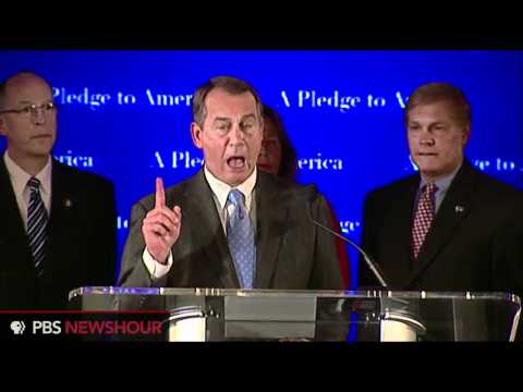 Boehner: American People Have 'Sent an Unmistakable Message'