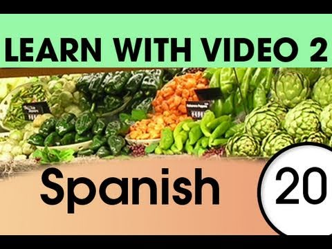 Learn Spanish with Video - Don't Shop in Spanish Without These Words