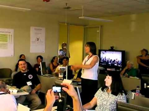 T3G Teachers Teaching Teachers GIS Institute, 2012