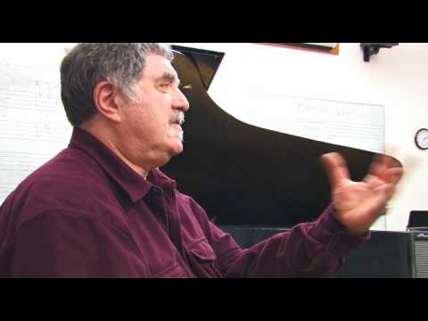 Hal Galper Master Class - Rhythm and Syncopation