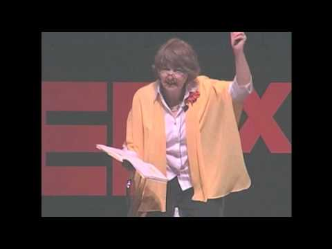 TEDxCincy - Mary Pierce Brosmer - Found: The Holy Grail of Wholeness in Organizational Life