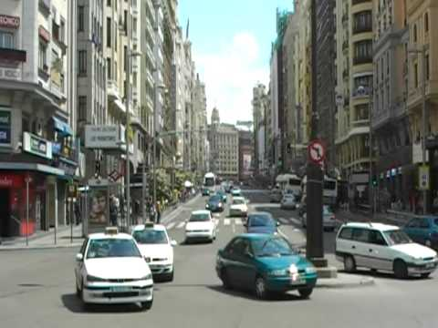 Gran Vía in Madrid 0