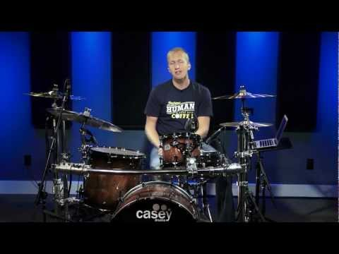 Playing Drums With Confidence - Free Drum Lessons