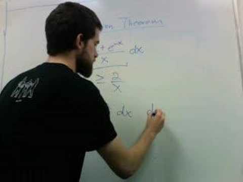 improper integrals part 3
