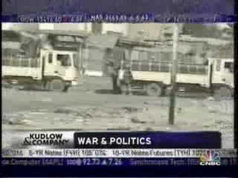 Bush Plan for Iraq-Joe Cirincione On CNBC