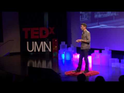 The Cultural Potential of Vacant Storefronts: Ben Shardlow at TEDxUMN
