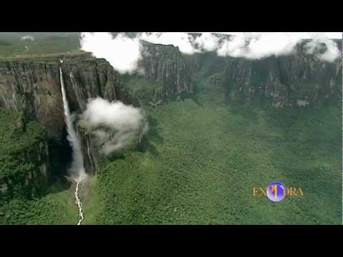 THE GUIANA SHIELD AND THE ANGEL FALLS