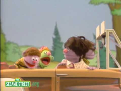 Sesame Street: Let's Go Driving