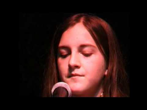 "Brianna Murphy - ""Someone to Watch Over Me"" - Student Concert 2.26.12"