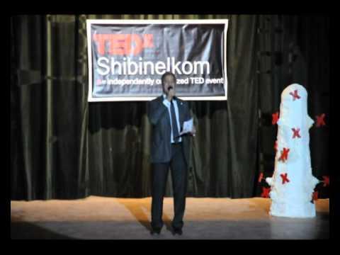TEDxShibinElkom - Mohamed El sawy - El sawy Culture Wheel