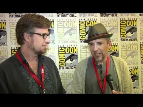 CSM interviews the creators of Phineas and Ferb at Comic-Con 2010