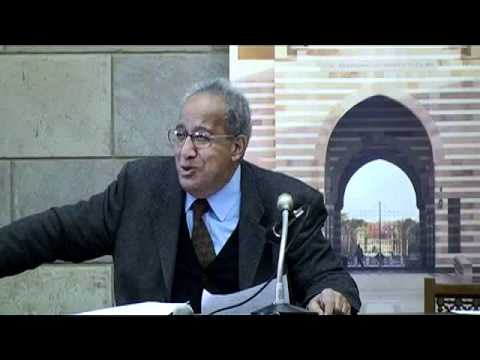 Emeritus Professor Galal Amin Speaks about Egypt in Revolution