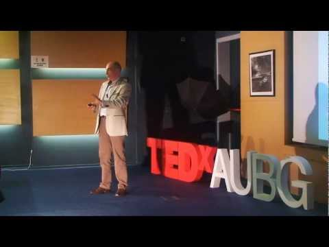 TEDxAUBG - Vladimir Borachev - A non-scientific view on happiness
