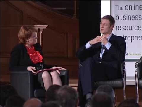 Zac Goldsmith, Marrying The Market With The Environment Entrepreneurs in London 2008