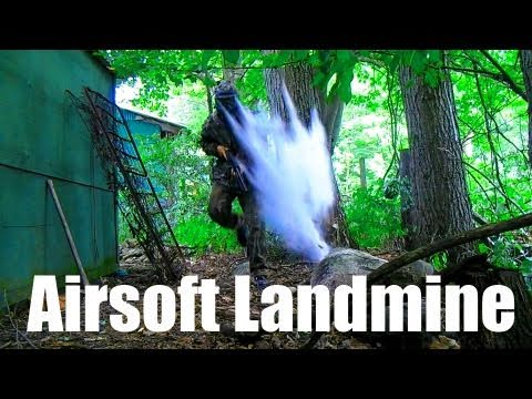 How to Make a Landmine for Airsoft/Paintball