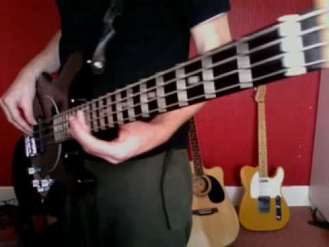Learn simple Bass riffs: Cannonball:  The Breeders