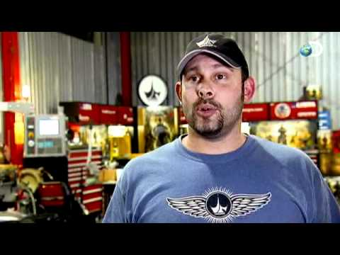 American Chopper - Bike Branding